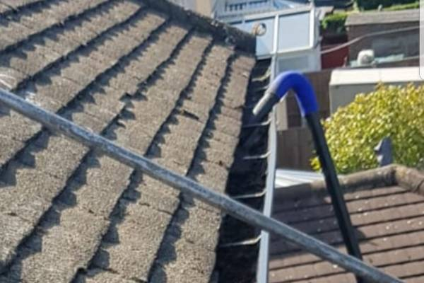 Gutter Cleaning - Customer in Basingstoke